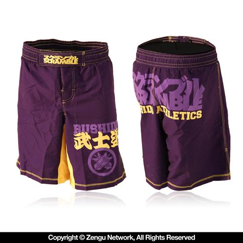 Scramble Scramble Bushido Athletics Shorts